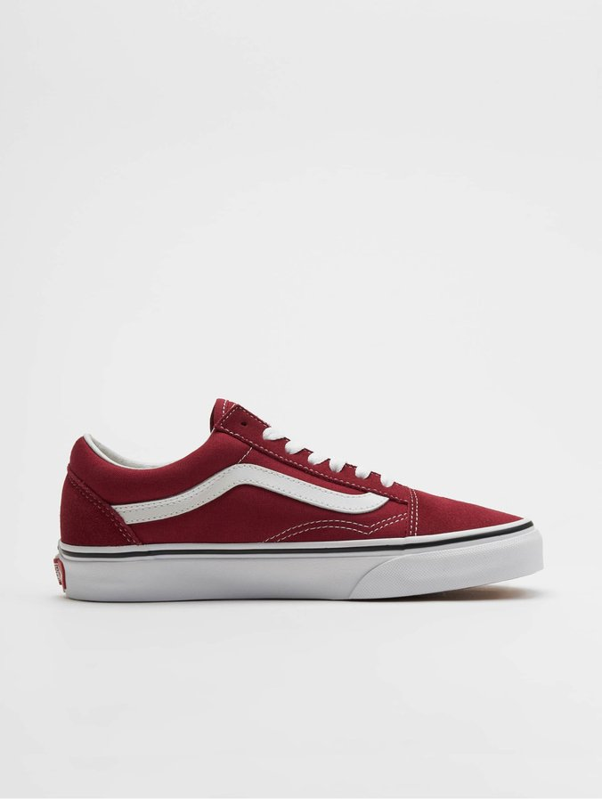 2c7170d2e9 Vans Sneaker UA Old Skool in rot 632235