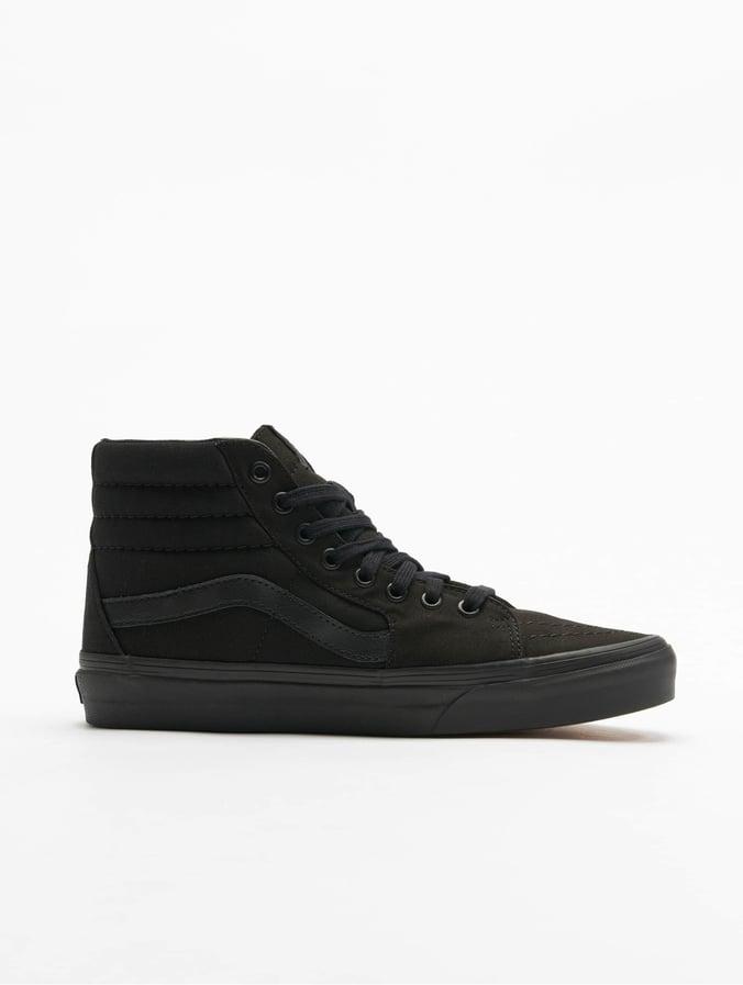 Vans Sk8 Hi Skater Sneakers BlackBlackBlack