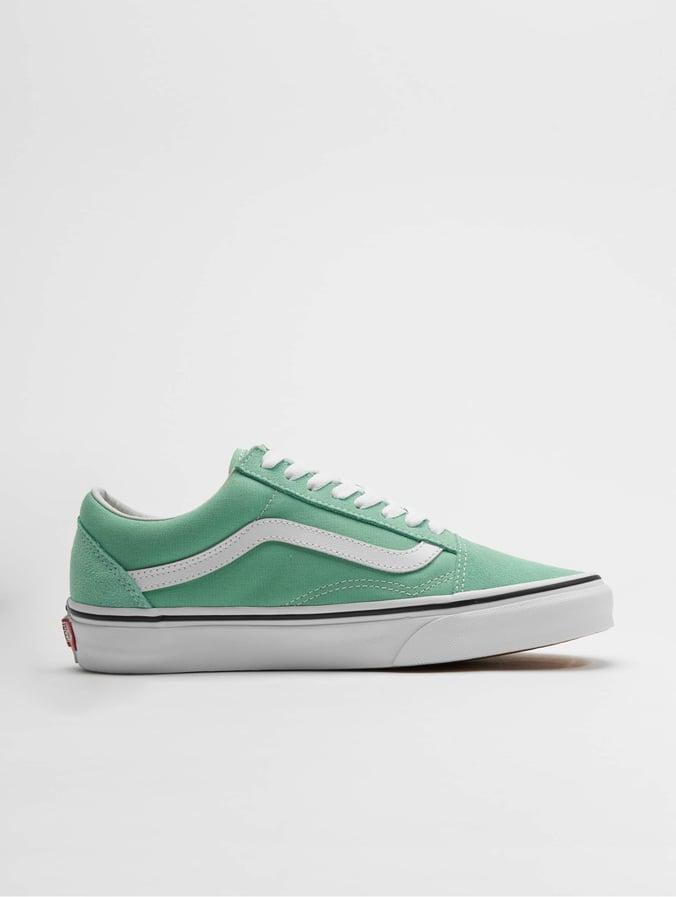 9195f6828b6 Vans Skor / Sneakers UA Old Skool i grön 632215