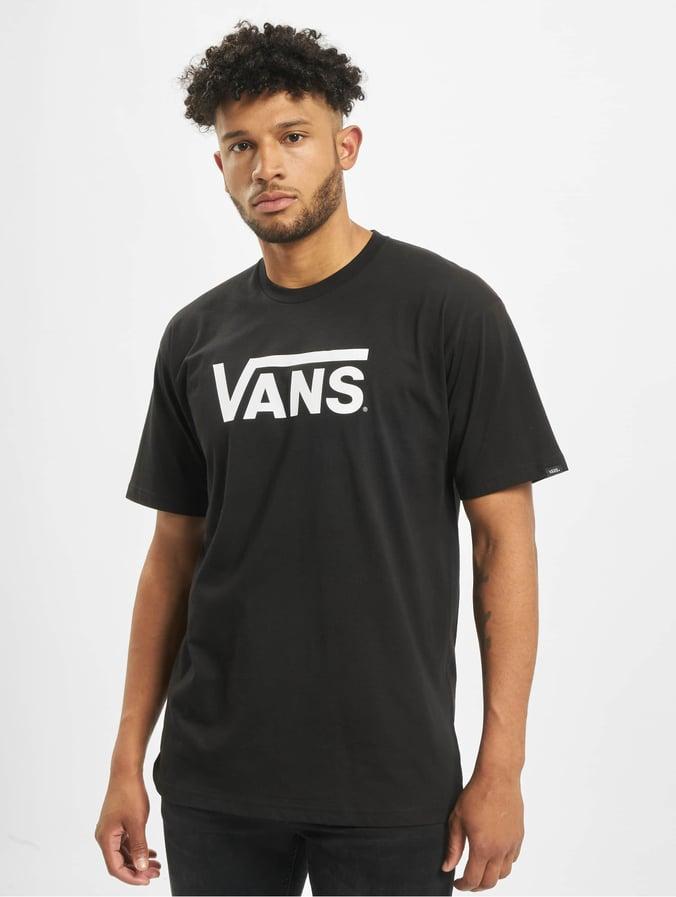 Vans Classic T Shirt BlackWhite