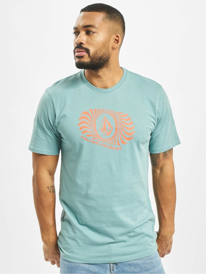 Volcom Digit Fty T Shirt Agave