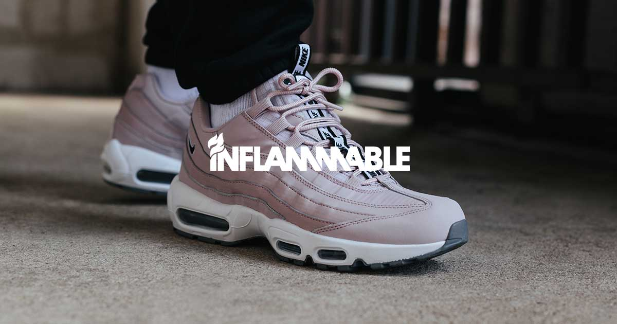 the latest 63c03 d43e4 inflammable.com  Sneaker  Streetwear