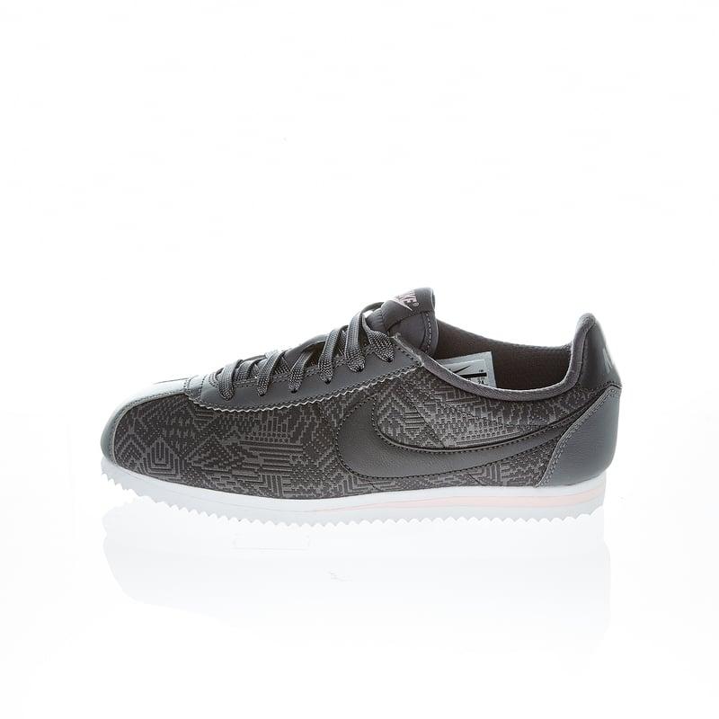 nike kinder sneaker cortez leather se gs in grau 307314. Black Bedroom Furniture Sets. Home Design Ideas