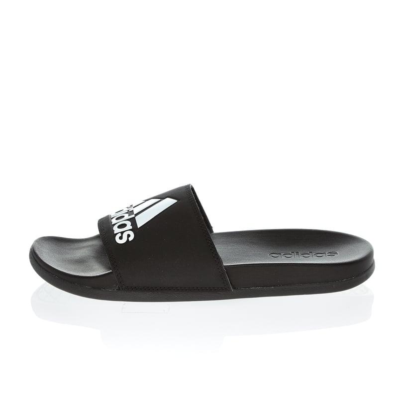 adidas performance herren sandalen adilette comfort in schwarz 455820. Black Bedroom Furniture Sets. Home Design Ideas