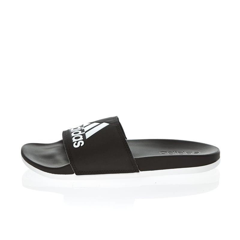 adidas performance herren sandalen adilette comfort in schwarz 455823. Black Bedroom Furniture Sets. Home Design Ideas