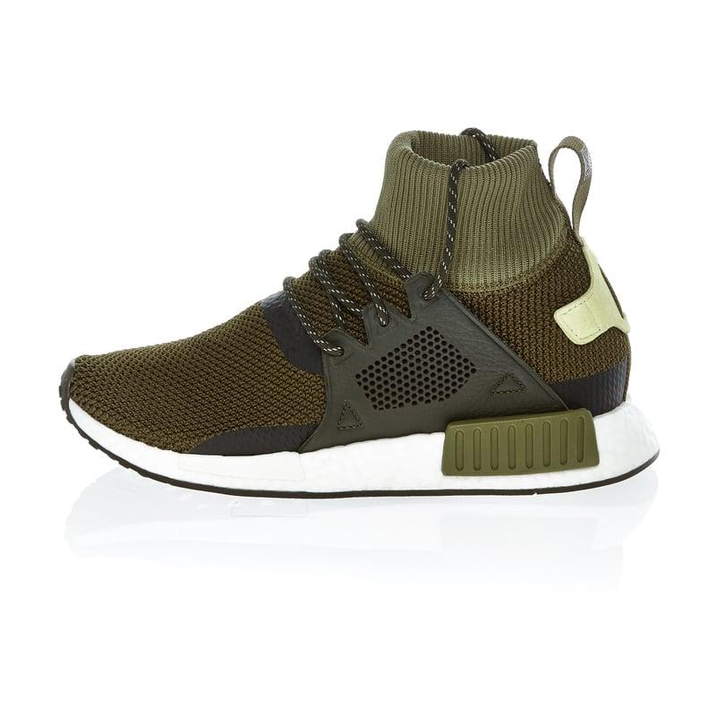 adidas originals herren sneaker nmd xr1 winter in olive 401281. Black Bedroom Furniture Sets. Home Design Ideas