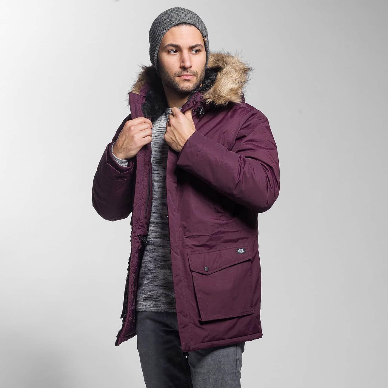 Dickies Winter Jacket Curtis red