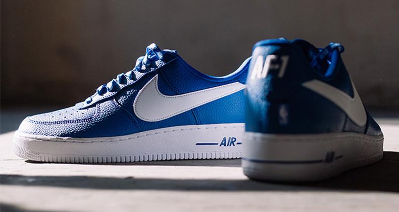 Focus sur les Nike Air Force 1