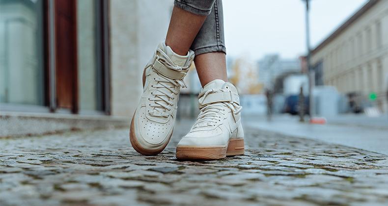 Nike Air Force 1 – de meest geliefde sneaker van het jaar