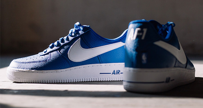 USE THE FORCE – NIKE AIR FORCE IN DE FOCUS