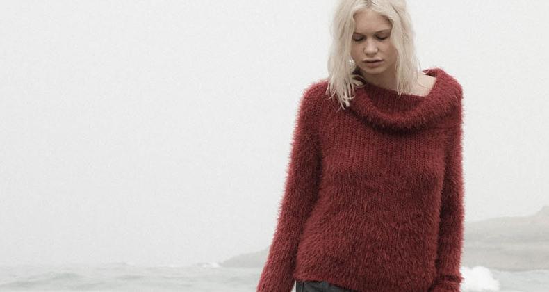 Comfy knitwear tegen koude temperaturen