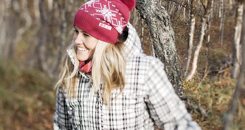 Bonnets pour l'hiver