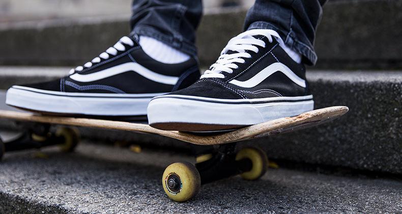 Skate On – Skaterschuhe