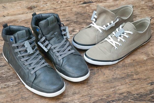 Geheimtipp für Ungeduldige: Schuhebinden mit Zubits