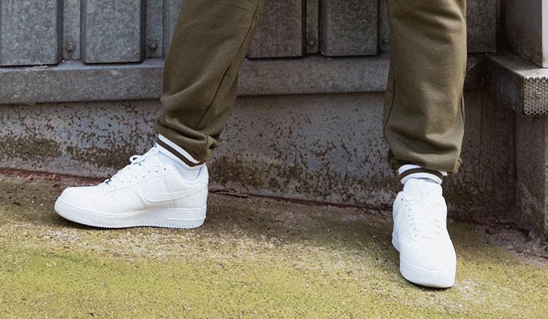 Des chaussures stylées pour les grands pieds