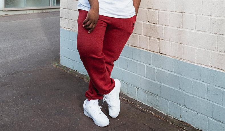 Pantalons grande taille