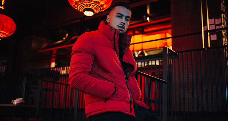 EYECATCHER – RED IS BACK