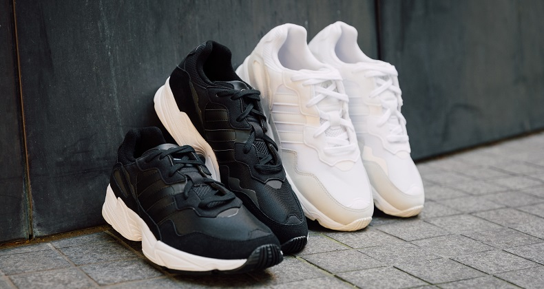 adidas Yung 96: Retro-Look in Reinform