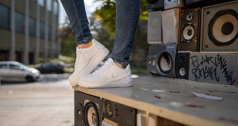 Nike Air Force 1 - Die beliebtesten Sneaker des Jahres