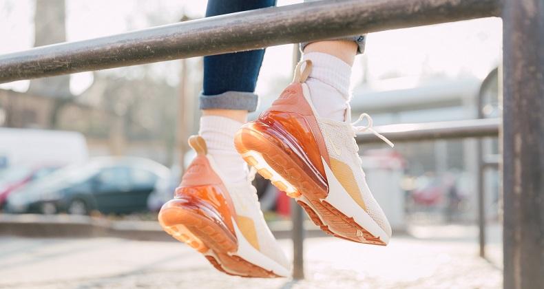Nike Air -tennarit – mukavuutta tyylistä tinkimättä