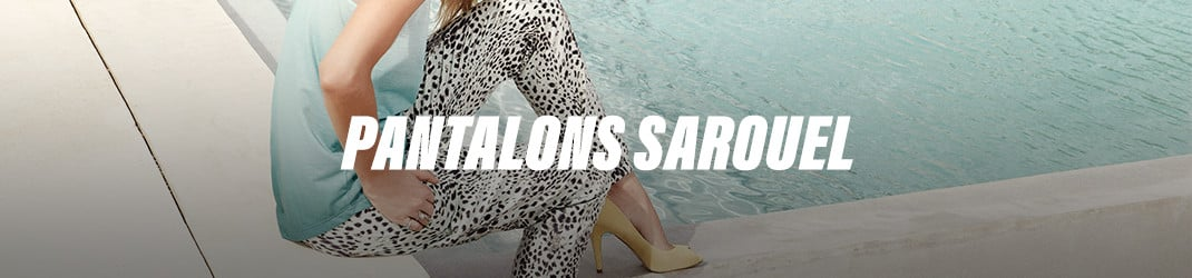 Pantalons sarouel : L'indispensable pour chiller au quotidien
