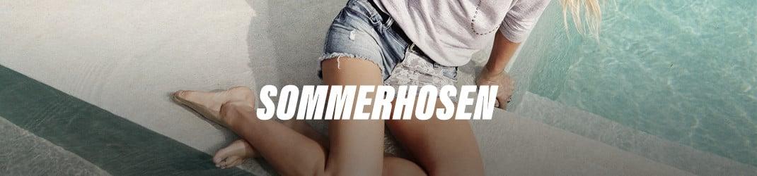 Einfach luftig-leicht: dank trendiger Sommerhosen