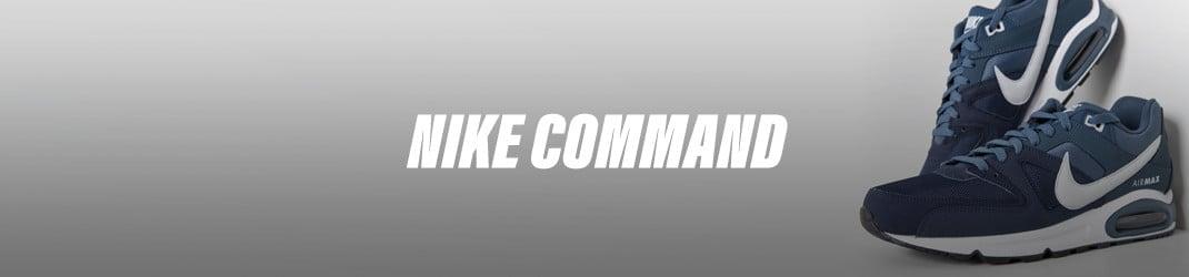 Nike Air Max Command : Les sneakers préférées des fans de streetwear