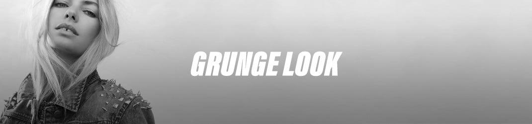 De grunge look, cool, stoer en oh zo stylish