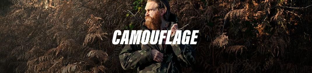Camouflage- ein Trend aus den 90er Jahren