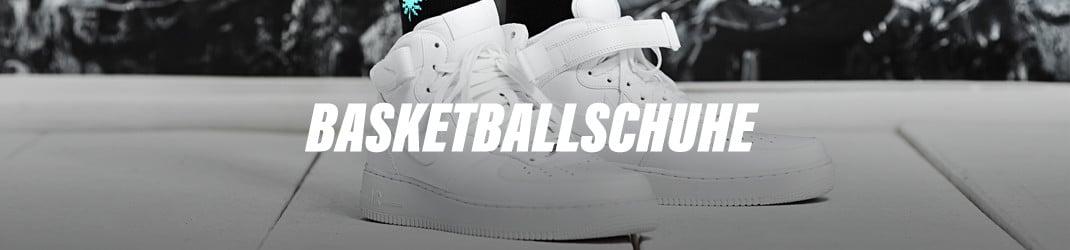 Basketballschuhe - sportliche Stylehelden