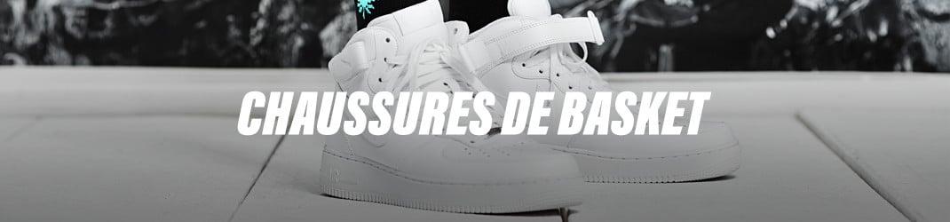 Les chaussures de basket, entre sport et streetwear