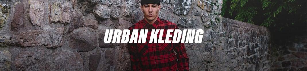 Urban kleding in alle soorten en maten