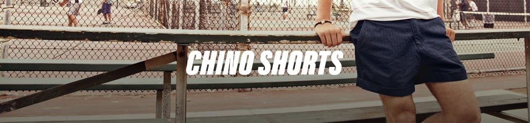 Chino Shorts bringen Lässigkeit in Deinen Freizeit-Look