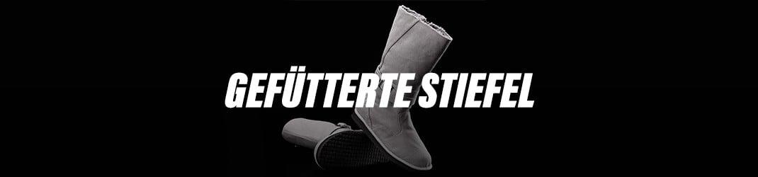 Gefütterte Stiefel – Stylische Winterschuhe für kalte Tage