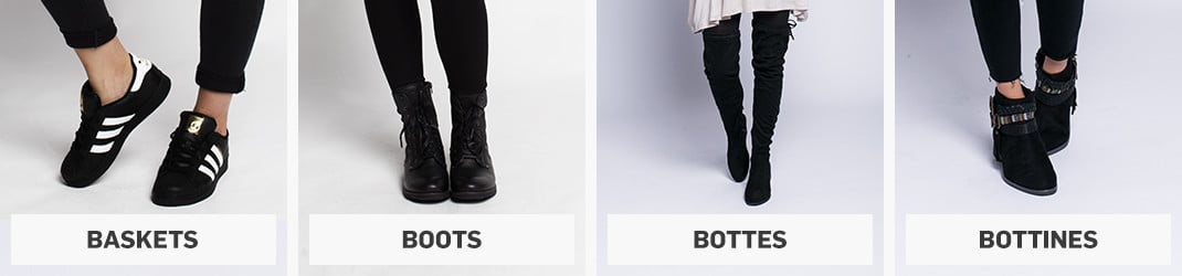 Bottes Bottines femmes