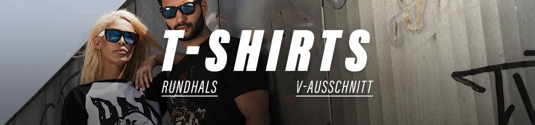 Herren V-Neck T-Shirts