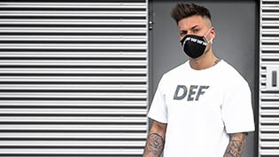 New In: DEF Masken