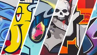 Graffiti Art Inspiration