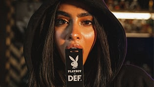 DEF x PLAYBOY