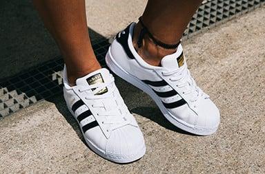 adidas Superstar - die Klassiker