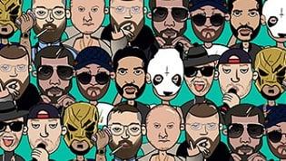 Die erfolgreichsten Hip Hop Künstler Deutschlands