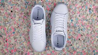 Sporty & elegant: Lacoste sneakers