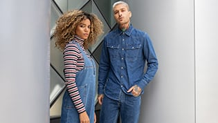 Der Klassiker: Denim Looks