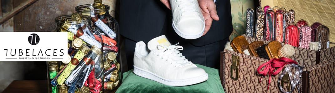 Accessoires chaussures Tubelaces