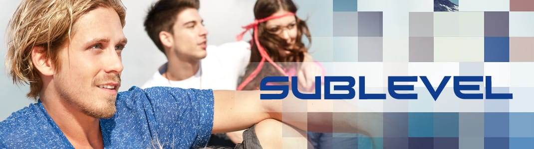 Sublevel onlineshop