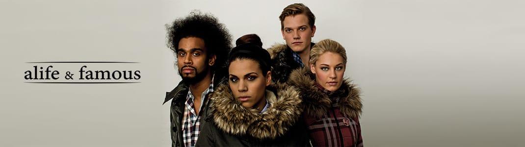 Mit Alife & Famous Winterjacken stilsicher durch die kalte Jahreszeit