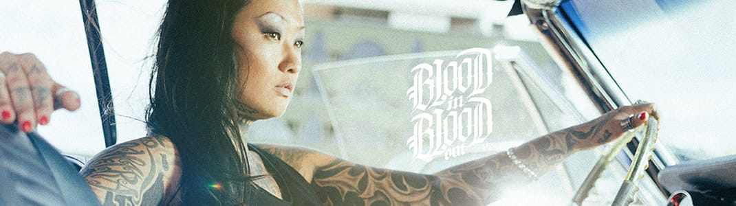 Blood in Blood out - toughe Streetwear für coole Leute