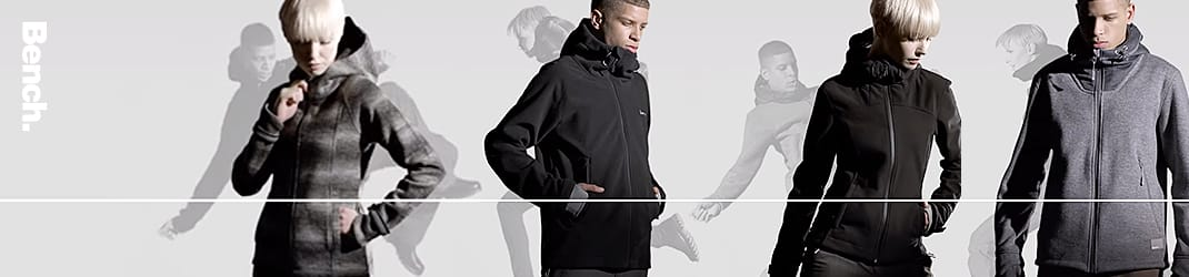 Bench  Zip Hoodies