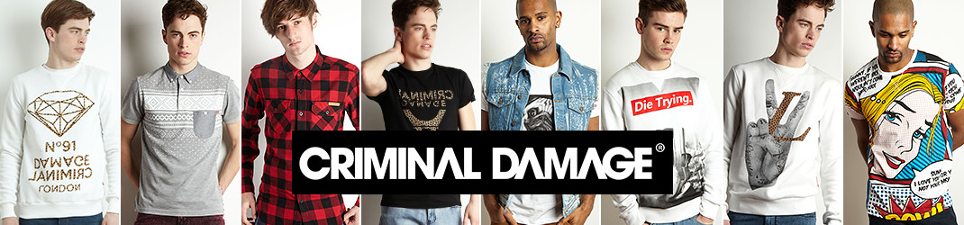 Criminal Damage boutique en ligne