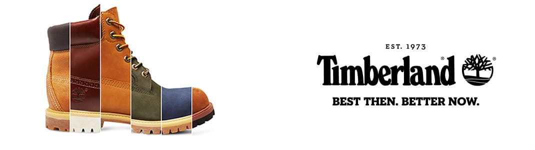 Chaussures montantes Timberland